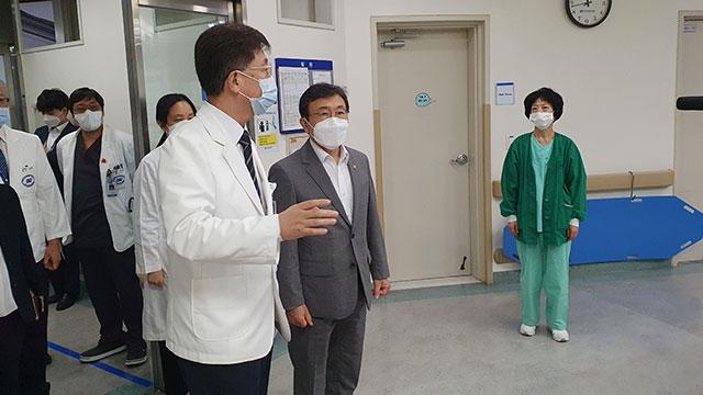 추석 연휴 동안 응급실 507개소 24시간 운영…코로나19 검사도 휴무 없이 실시