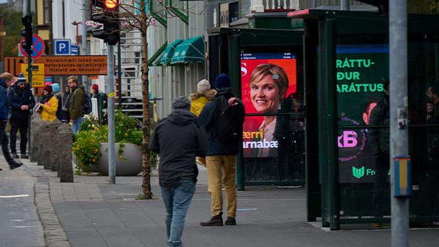 아이슬란드, 여성 의원이 의회 과반 달성…유럽서 처음