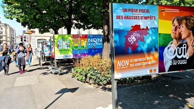 스위스도 동성결혼 합법화…국민투표서 64.1% 찬성