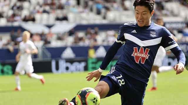황의조, 시즌 첫 도움으로 팀 패배 구해…3경기 연속 공격포인트