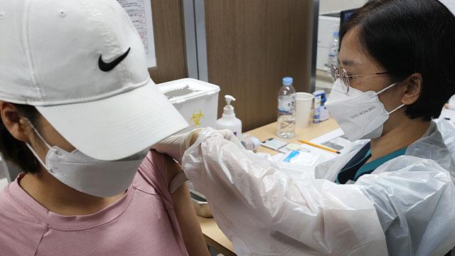 16~17세·임신부 내일부터 백신 접종…12~15세는 예약 시작