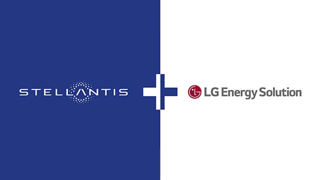 LG에너지솔루션, 車 4위 스텔란티스와 미국에 배터리 합작법인 양해각서