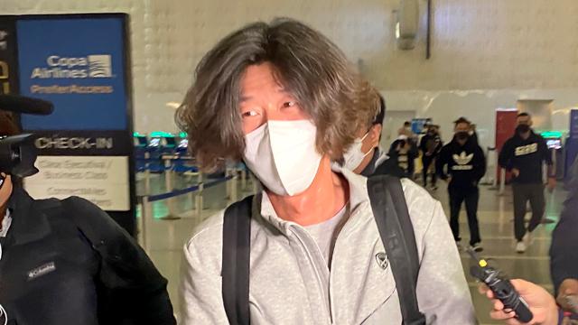 '대장동 핵심 인물' 남욱, 귀국 뒤 곧바로 검찰에 체포