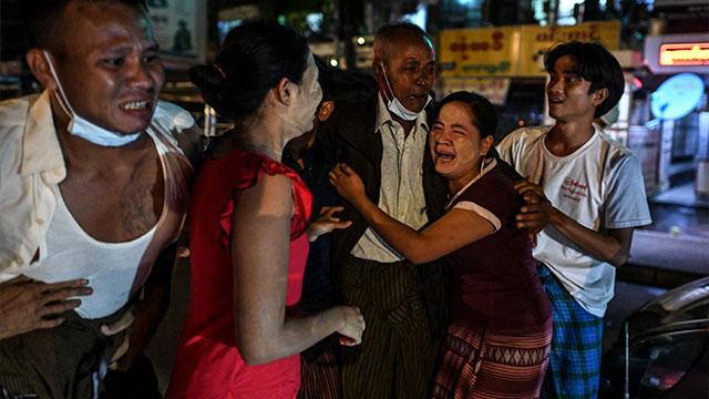 미얀마 군정, 아세안 압박에 정치범 석방 개시