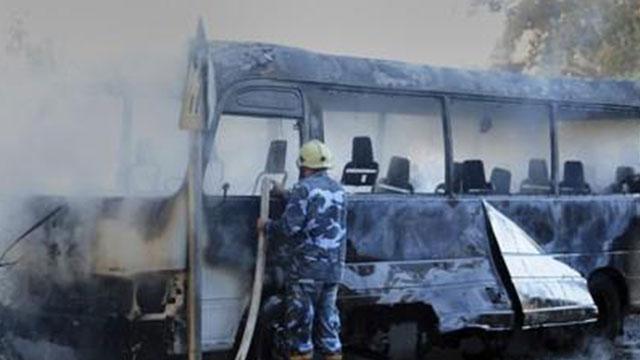 시리아서 도심 폭탄테러 뒤 정부군 보복 포격…20여명 사망