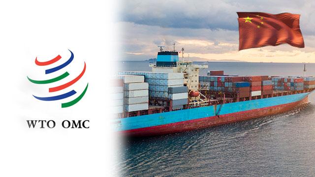 """미국, WTO서 중국의 무역정책 맹비난…""""비시장적"""""""