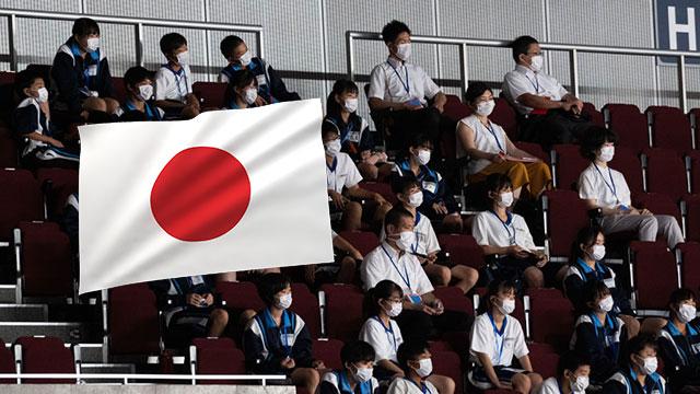일본, 스포츠 경기 관람객 1만 명 상한제 다음달 해제