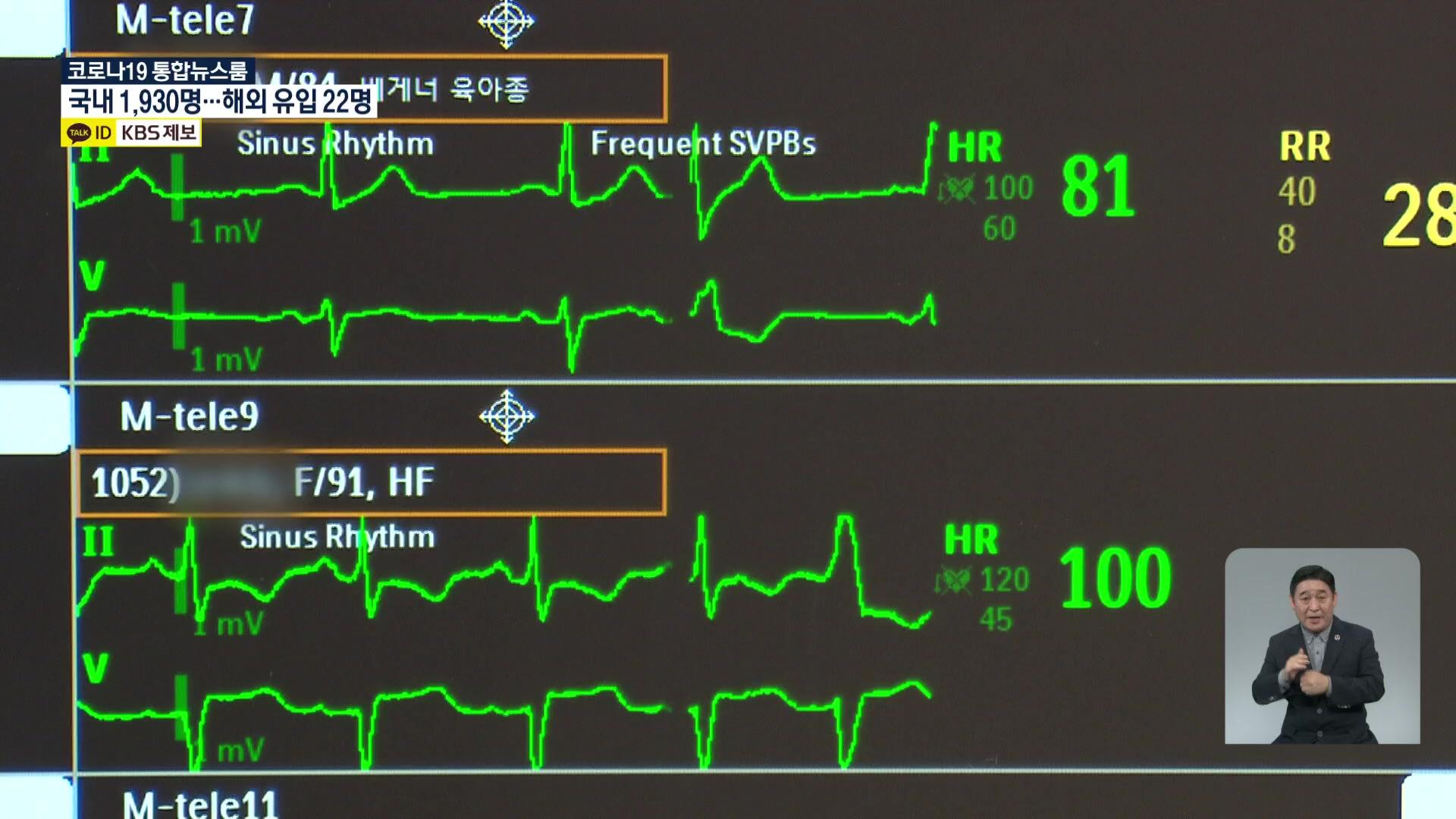 심혈관 질환자 미래 건강 예측하는 AI 개발