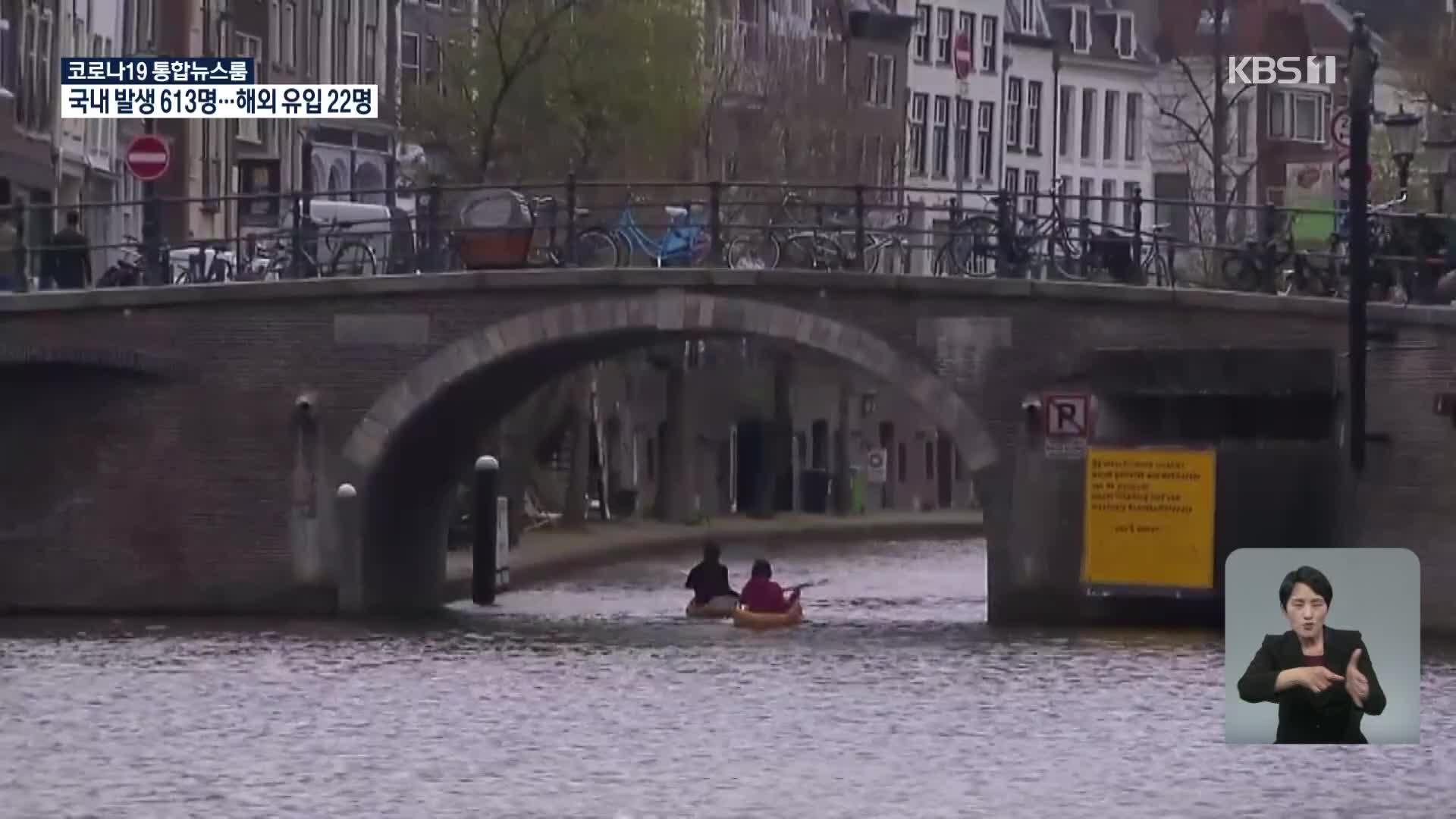 네덜란드, 운하 내 물고기 통행 도와주는 '물고기 초인종'