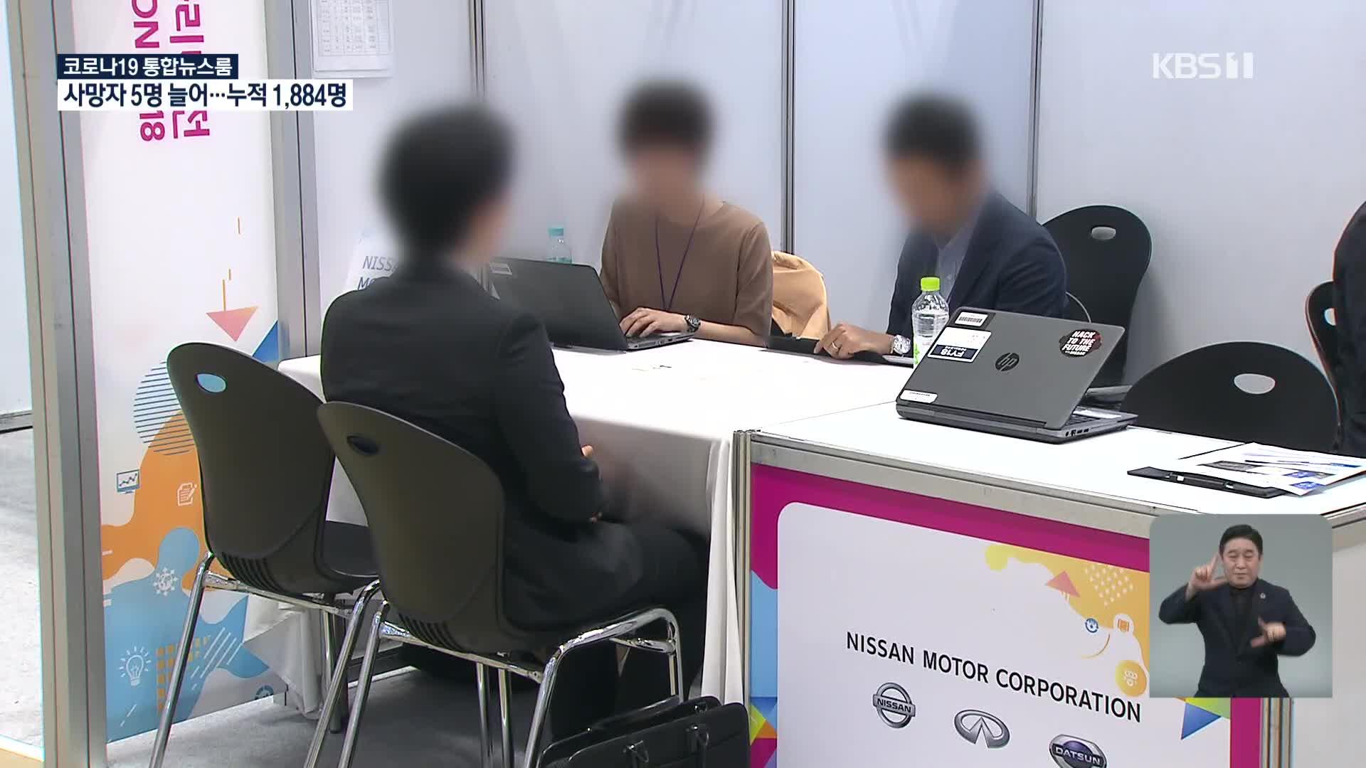 4월 취업자 65만2천명↑…6년8개월만에 최대폭 증가