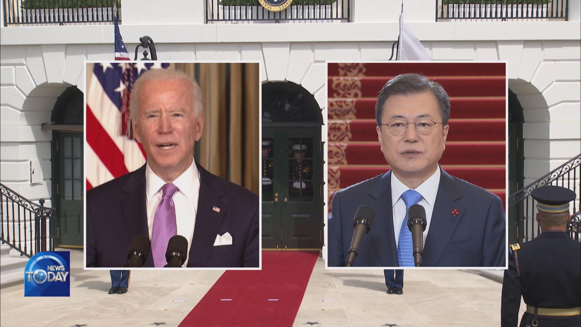 S. KOREA-U.S. SUMMIT