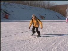 '스키에이트'가 달린다